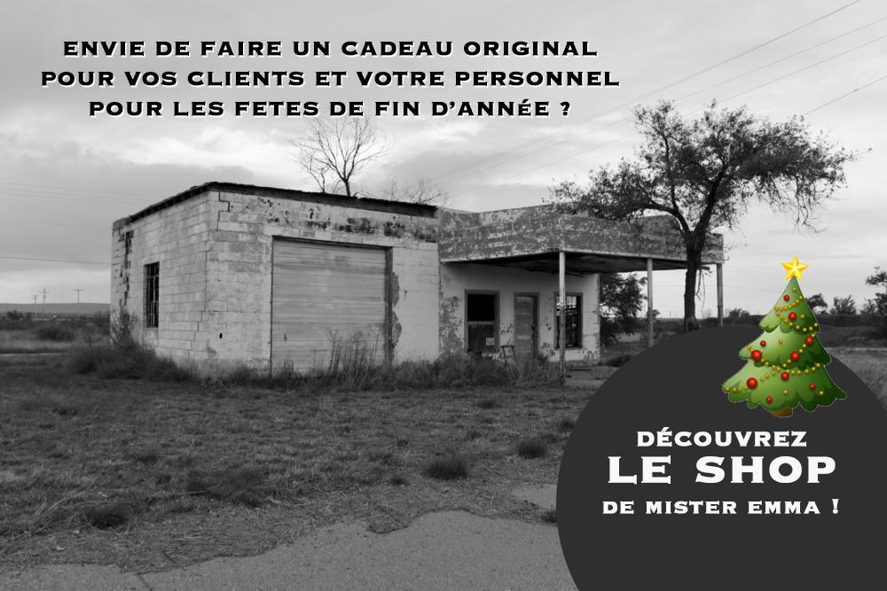 CADEAUX DE FIN D'ANNEE